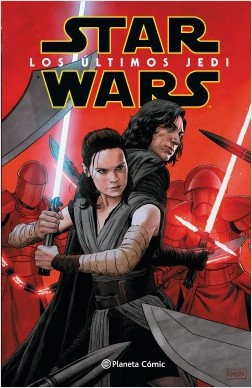 Star Wars Los últimos Jedi Tomo Recopilatorio