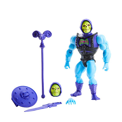 Masters of the Universe Deluxe Figuras 2021 Skeletor 14 cm
