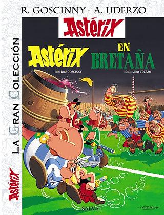 Astérix La Gran Colección. Astérix en Bretaña