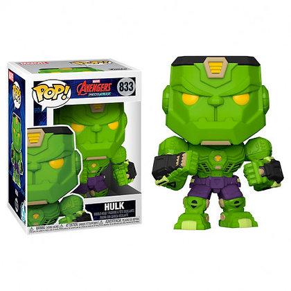 Marvel Mech Figura POP! Vinyl Hulk 9 cm