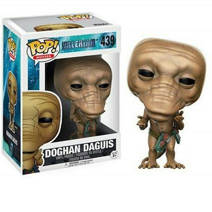 Valerian y la ciudad de los mil planetas POP! Movies Vinyl Figura Doghan Daguis