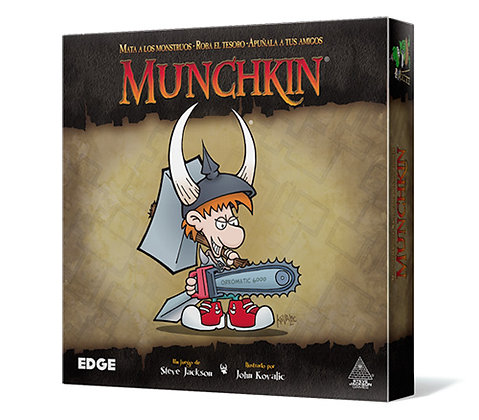 Juego de mesa Munchkin