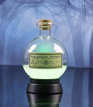 Harry Potter lámpara  Polyjuice Potion