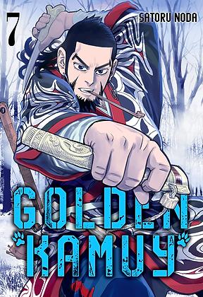 Golden Kamuy Vol.7