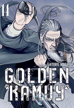 Golden Kamuy Vol.14
