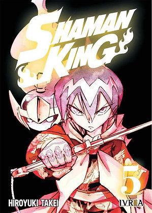 Shaman King Vol.5