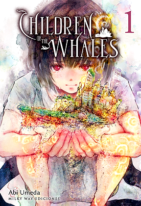 Children of the Whales Vol.1