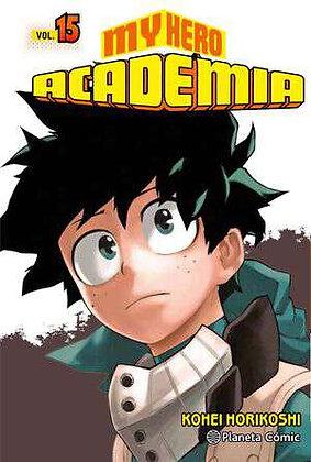 My Hero Academia Vol.15
