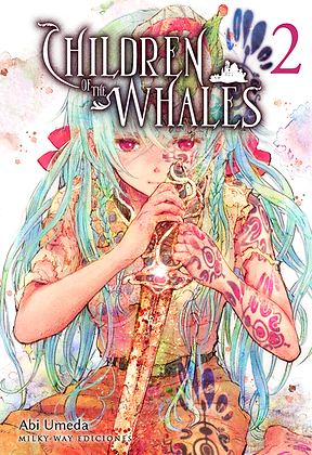 Children of the Whales Vol.2