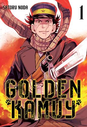 Golden Kamuy Vol.1