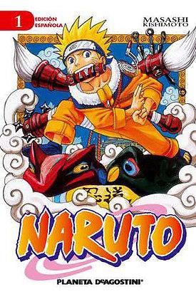 Naruto Vol.1