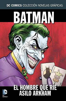 Batman: El hombre que ríe. Asilo de Arkham