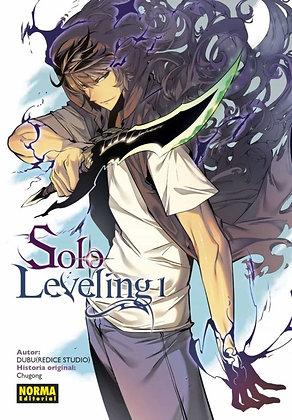 Sólo Leveling Vol.1