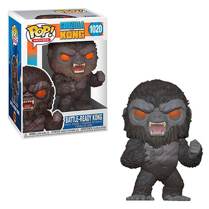 Godzilla Vs Kong Figura POP! Movies Vinyl Angry Kong 9 cm