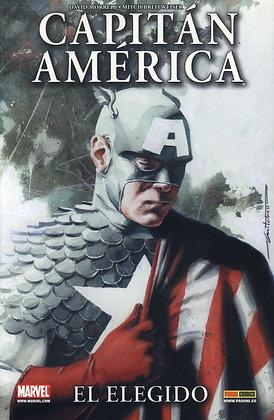 Capitán América: El Elegido. 100% Marvel.