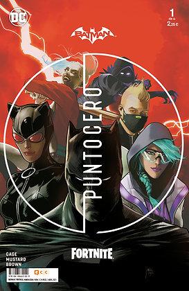 Batman/Fortnite: Punto cero Vol.1 de 6