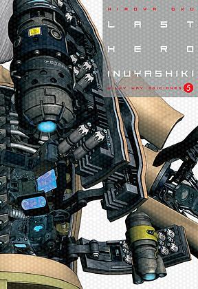 Last Hero Inuyashiki Vol.5