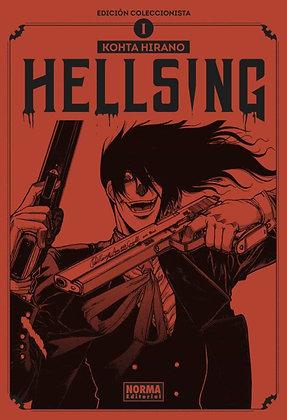 Hellsing Vol.1 Edición Coleccionista