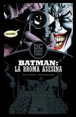 Batman: La broma asesina (Biblioteca Black Label)