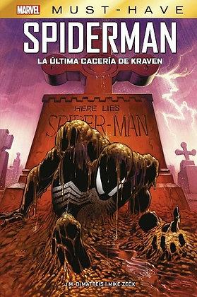 Marvel Must-Have. Spiderman. La última cacería de Kraven.