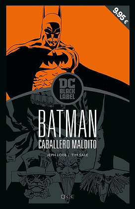 Batman Caballero Maldito (DC Black Label Pocket)