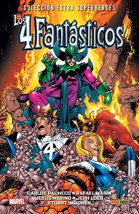 Los 4 Fantásticos 1. Colección Extra Superhéroes.