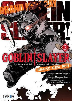 Goblin Slayer Brand New Day Vol.2