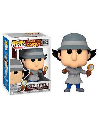 Inspector Gadget POP! Animation Vinyl Figuras Inspector Gadget 9 cm