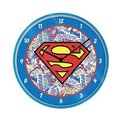 DC Superman Reloj de pared.