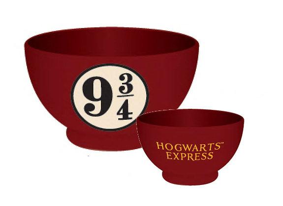 Harry Potter Cuenco Platform 9 3/4