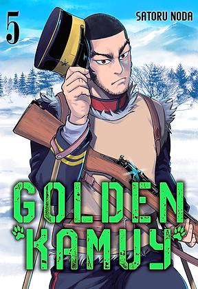 Golden Kamuy Vol.5