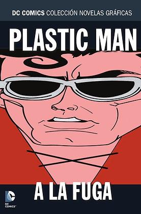 Plastic Man: a la fuga