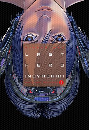 Last Hero Inuyashiki  Vol.4