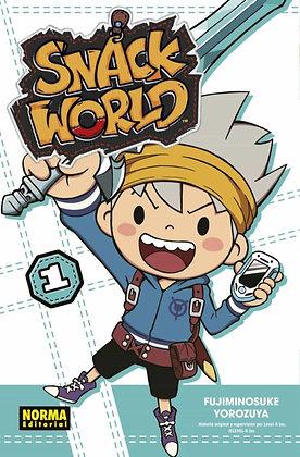 Snack World Vol.1