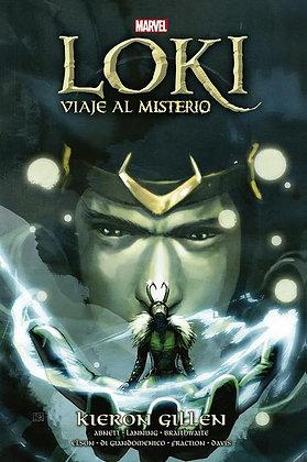 Loki: Viaje al misterio (MARVEL OMNIBUS)