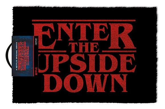 Felpudo Enter The Upside Down 40 x 60 cm