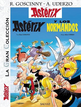 Astérix La Gran Colección. Astérix y los Normandos