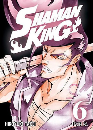 Shaman King Vol.6