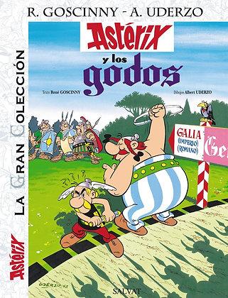 Astérix La Gran Colección. Astérix y los Godos