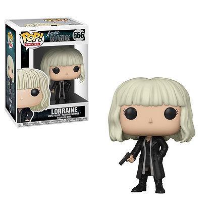 Atomic Blonde POP! Movies Vinyl Figura Lorraine 9 cm