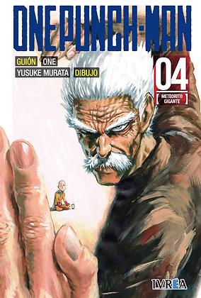 One Punch-Man Vol.4
