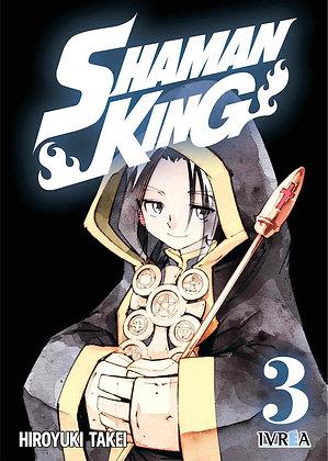 Shaman King Vol.3