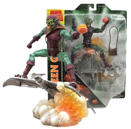 Marvel Select Figura Green Goblin 18 cm