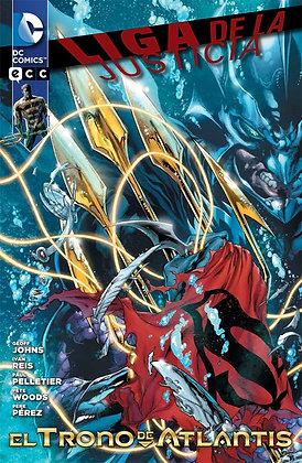 Liga de la Justicia: El Trono de Atlántis.