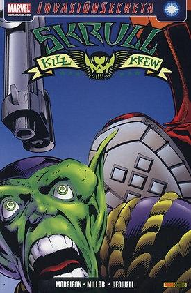 Skrull Kill Krew. Invasión Secreta.
