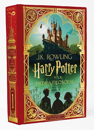 Harry Potter y la piedra filosofal. Pop-Up edición Minalima