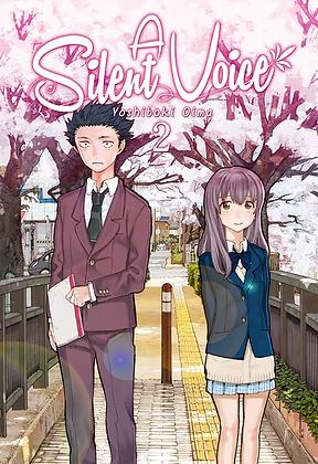 A Silent Voice Vol.2