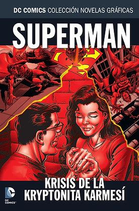 Superman: Krisis de la Kryptonita Karmesí