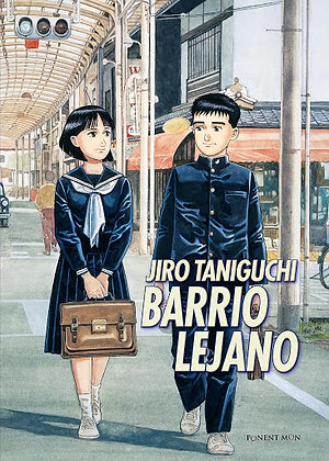 Barrio lejano de Jiro Taniguchi
