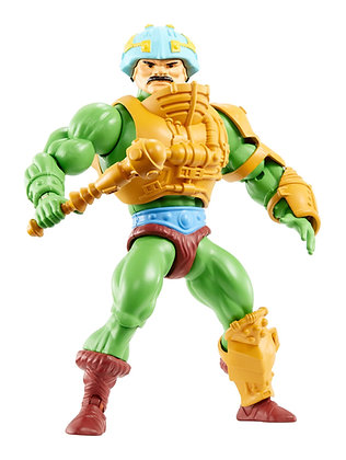Masters of the Universe Origins Figuras 2020 Man-At-Arms 14 cm
